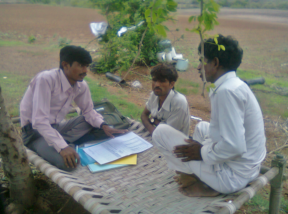 Avaaj Otalo Mobile Phone Based Agricultural Extension In